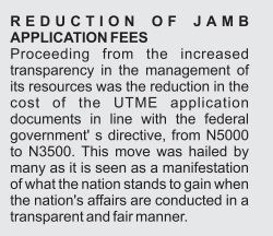 JAMB UTME 2020: JAMB Reduces Application Fee 1