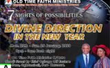 Divine Direction in the New Year