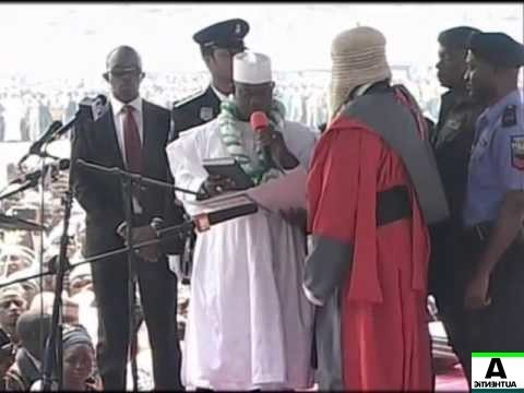Kogi: Gov. Bello Sworn-In For Another 4 Years