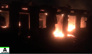 APC crisis: Bomb allegedly explodes at party secretary's house in Edo
