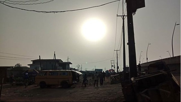 Why so much heat in Lagos, Port Harcourt 1