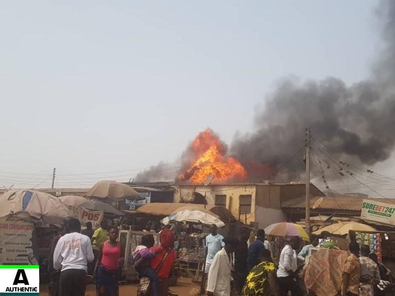 Jabi Motor Park fire