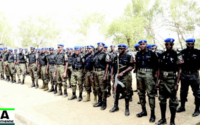 Lagos Police Beef up Security as ENDSARS protest phase two commence