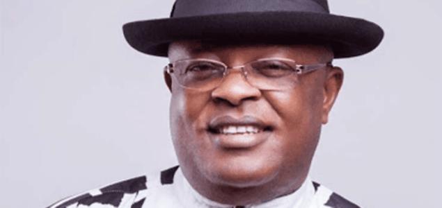 Umahi: What PDP governors do at Night