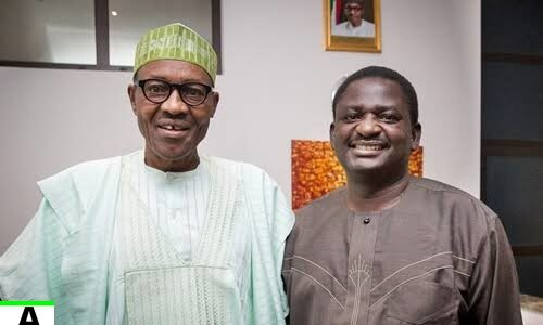 Femi Adesina Reveals How Buhari's COVID-19 Speech Leaked Ahead Of Broadcast 1