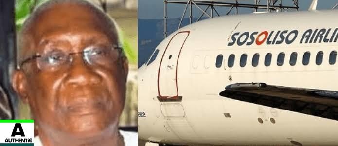 Coronavirus: Chief Victor Ikwuemesi, Sosoliso airline chair is dead 1