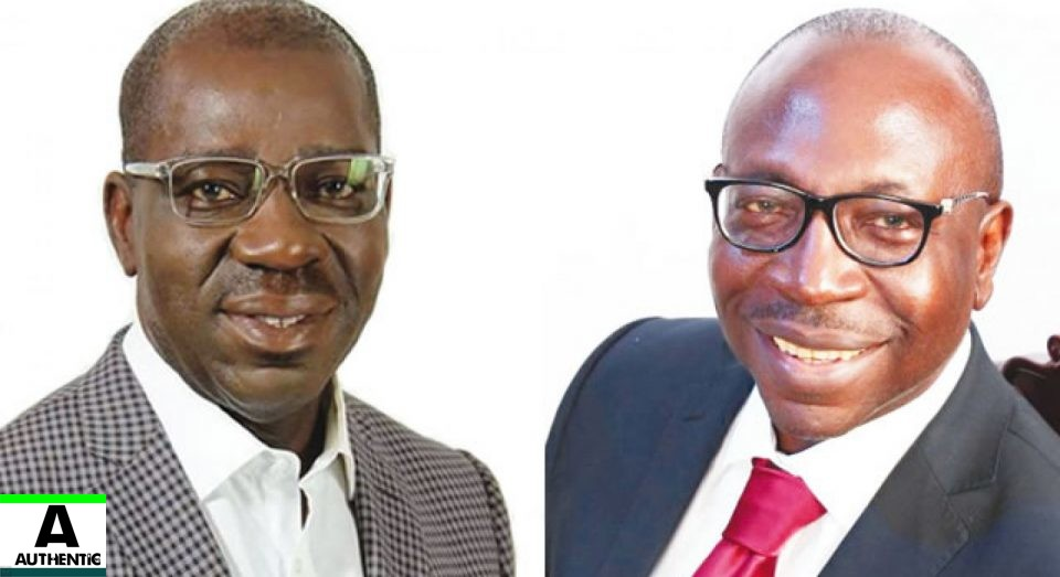 Ize-Iyamu surrenders, says he is not dragging Obaseki to court