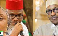 Gunshots as Coup to topple Presidency of Aisha Buhari boyfriend fails - Nnamdi Kanu