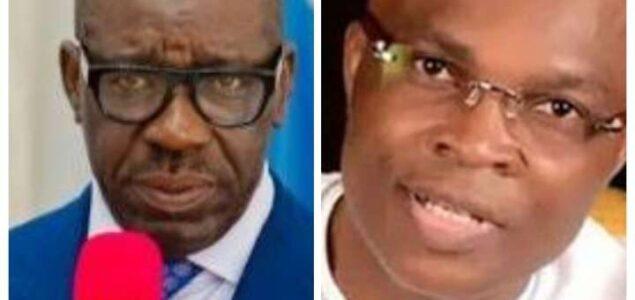 Kenneth Imasuagbon finally steps down for Godwin Obaseki