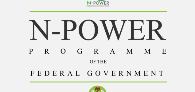 FG begins selection of N-Power Batch C applicants as they target 1 Million Nigerians