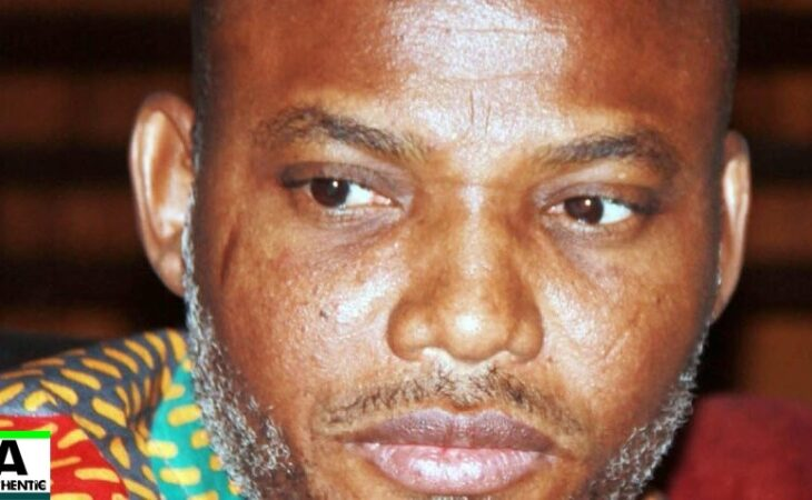 You have no right to decide who stays or leave Nigeria – Nnamdi Kanu blasts FG