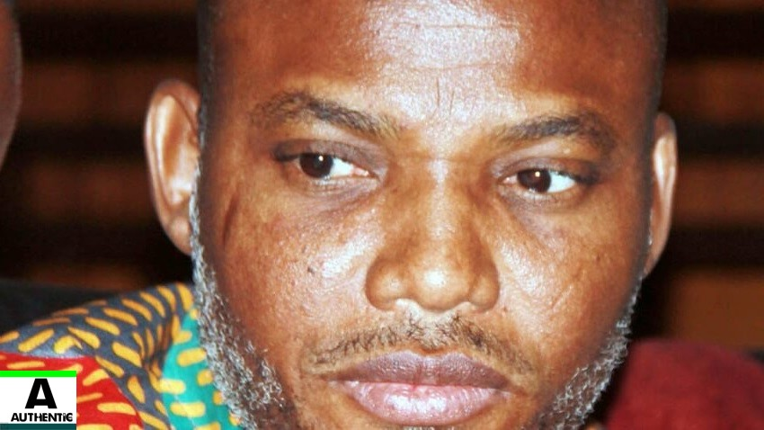 Nigeria is a den of morons - Nnamdi Kanu