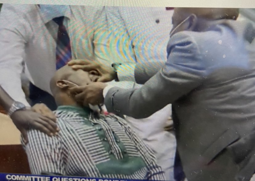 Reason Prof. Keme Pondei fainted revealed