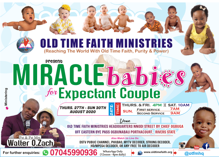Miracle Babies For Expectant Couples