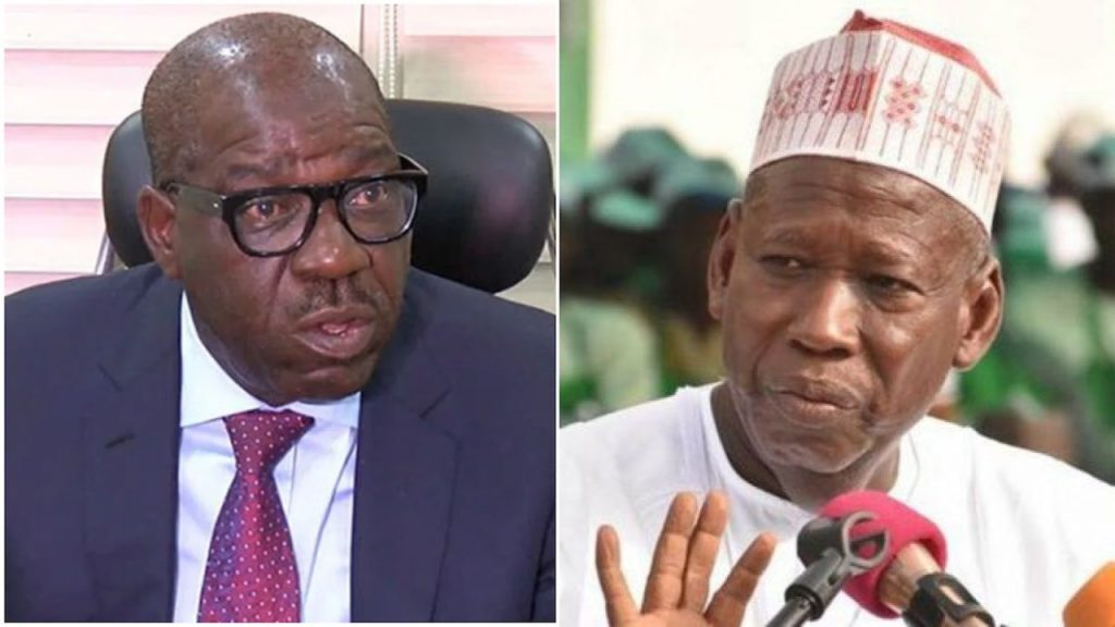 Ganduje gets ready to Shock Obaseki