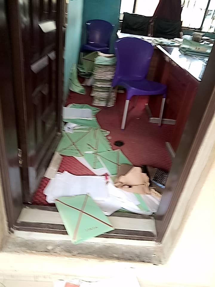 Kogi FMC attacked