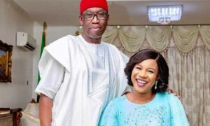 Delta State Governor Okowa, wife test positive for coronavirus