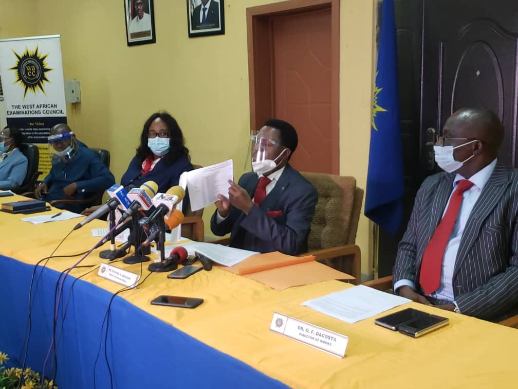 WAEC agrees with Nigeria, Shifts 2020 Examination