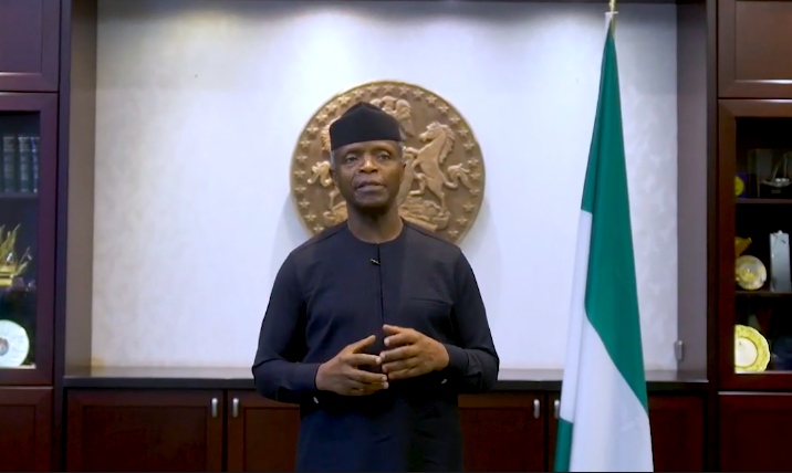 Visa Will Be Needed To Travel to Kano If Nigeria Breaks Up - VP Osinbajo Warns