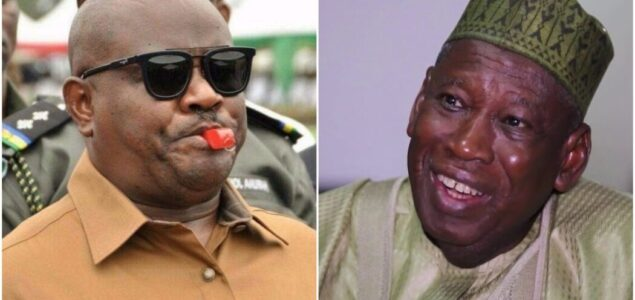 Wike, Ganduje goes after each other ahead of Edo Polls