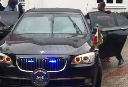 Wike Rescues Joy Nunieh From Nigeria Police