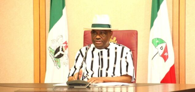 Wike Dares IPOB Members To Harass Him Whenever He Travels Abroad (VIDEO)