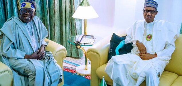 Tinubu sympathizes with Buhari over death of NAN board chairman Wada Maida 1