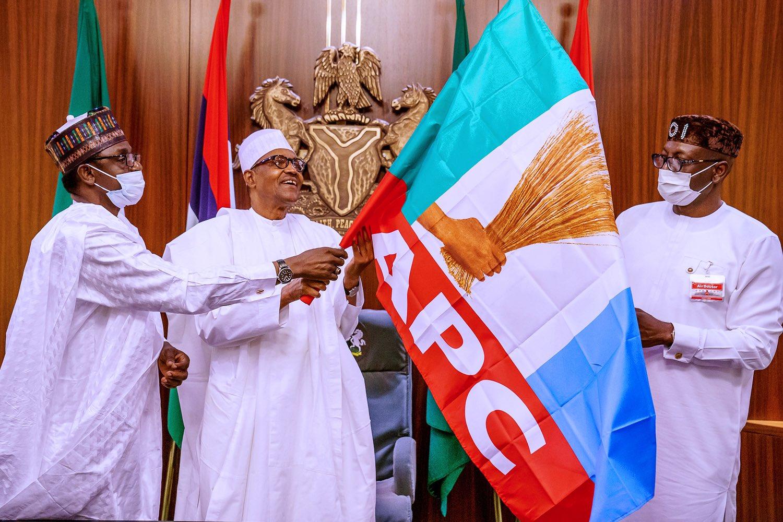 Buhari endorses Ize-Iyamu for Edo election as Wike Blasts Buhari