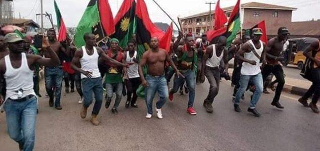 IPOB sends Captured Fulani Bandits' Leader, Mohammed Isa to God for Judgement
