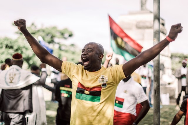 We're ready to leave Nigeria –IPOB