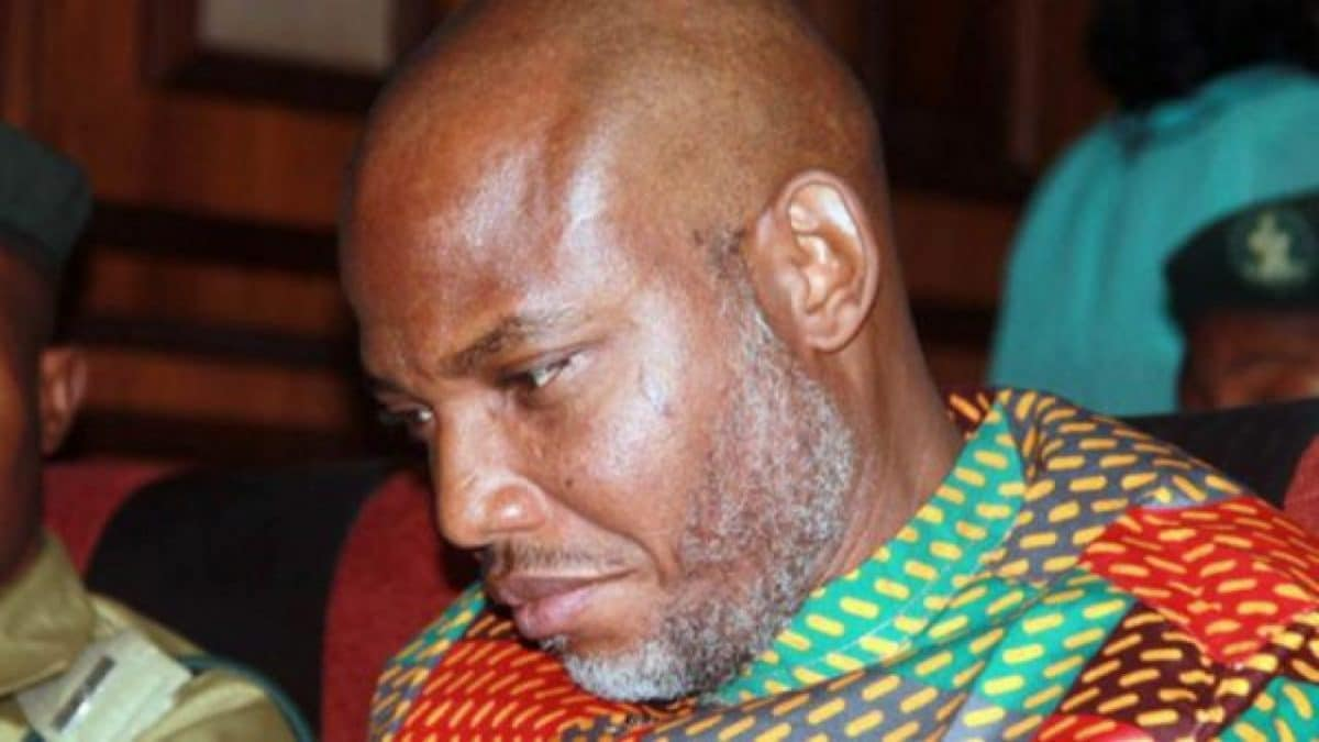 Nigeria Government Set To Petition UK Over Nnamdi Kanu's Inciting Audio