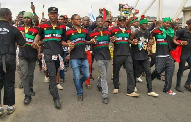 IPOB says Group is not Nnamdi Kanu's private Property as claimed by CSEPNND