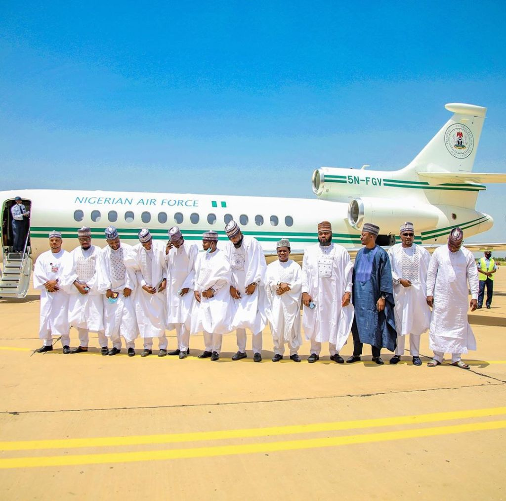 Buhari under fire for authorizing presidential jet for aide's wedding