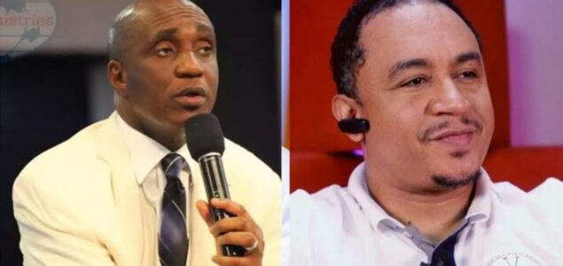 David Ibiyeomie curse Daddy Freeze Birthday for Insulting Oyedepo, Nigerians reacts