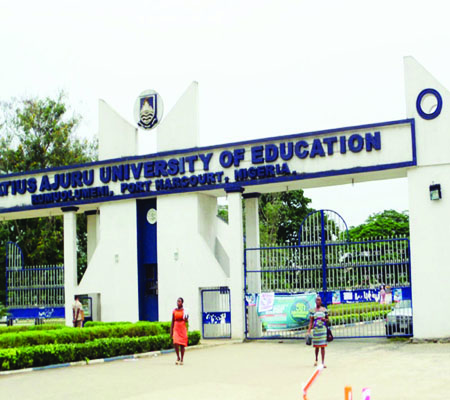 Ignatius Ajuru University suspends two students over social media post