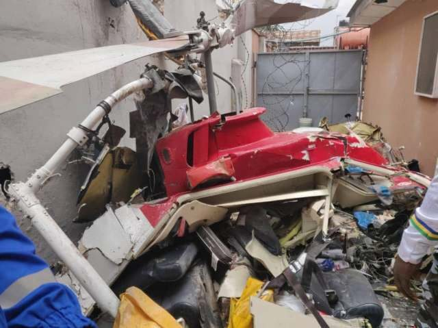 Lagos Helicopter Crash