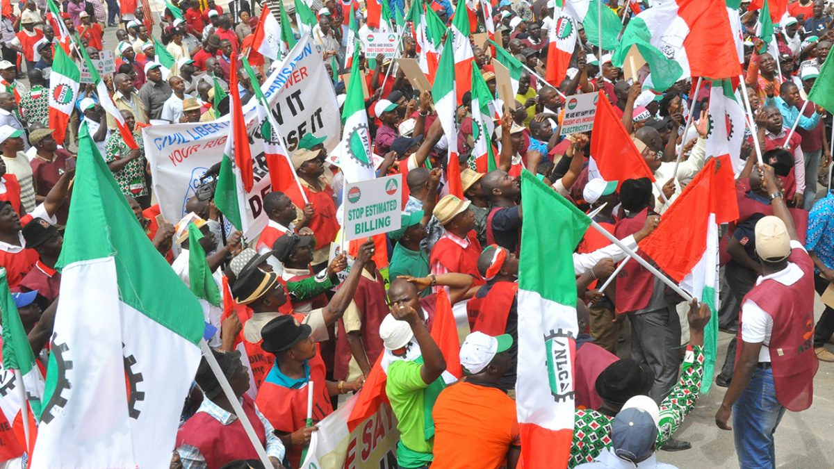 Major Strike looms in Nigeria as Labour walks out from meeting with Nigerian govt