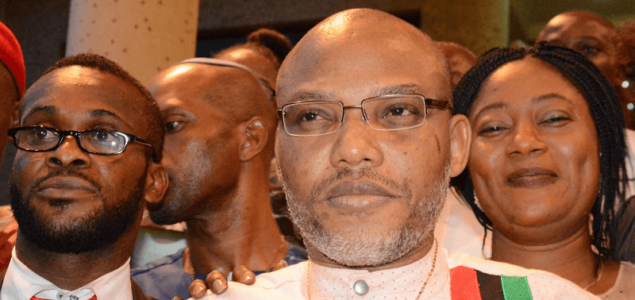 Nnamdi Kanu reveals those created Unknown Gunmen in Nigeria