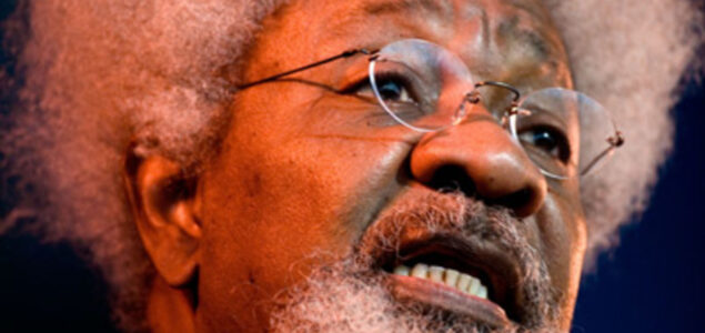 Nigeria at the edge of total collapse - Wole Soyinka