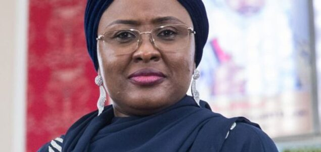 Fear grips Aisha Buhari as she relocates to Dubai, says Aso Rock is Insecured
