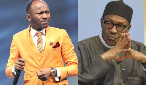 Buhari Government worst ever in Nigeria's history – Apostle Johnson Suleman