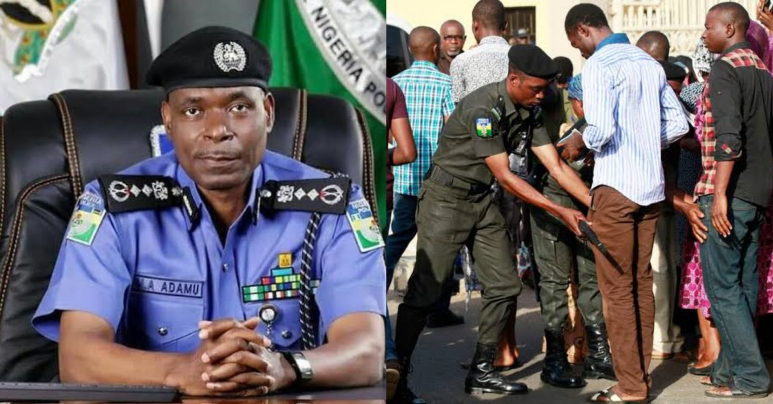 No more checking of Nigerians' phones – IGP