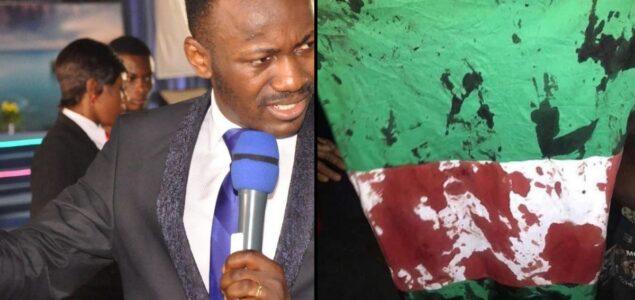 LekkiMassacre: Apostle Suleman places curses on killers of Lekki protesters