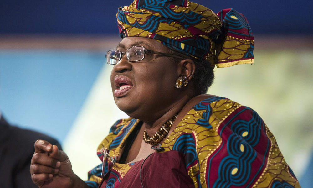 Trouble for Ngozi Okonjo-Iweala as US rejects her Candidacy
