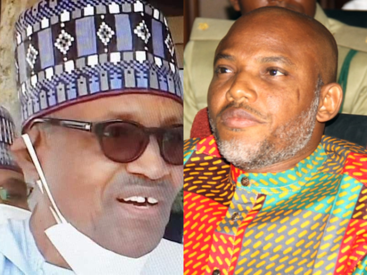 Nnamdi Kanu releases yet another shocking clarification About Who is in Aso Rock