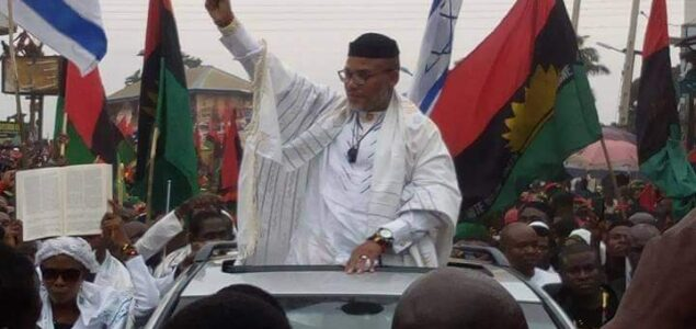 Anywhere you See Cow, Kill it - Nnamdi Kanu gives order