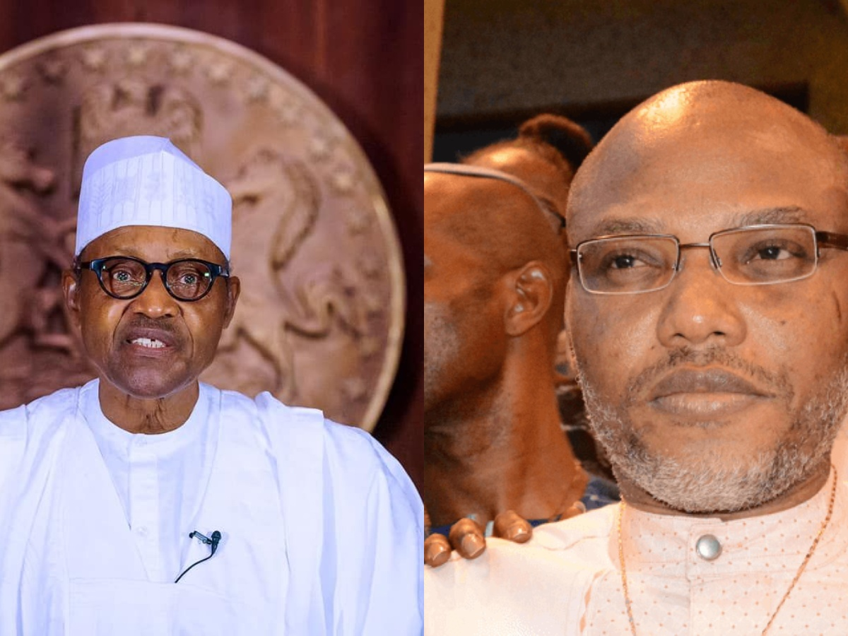 Biafra: Buhari Govt tried severally to buy Nnamdi Kanu over to abadon Freedom – IPOB claims