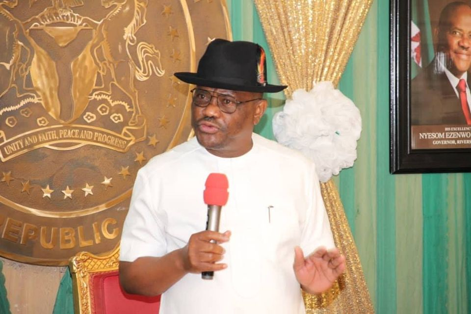 Act Now or Set Nigeria on Fire - Wike warns Buhari