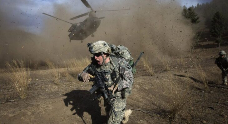 US Special Forces Invade Nigeria, Kill Many, Rescues 27 year old citizen