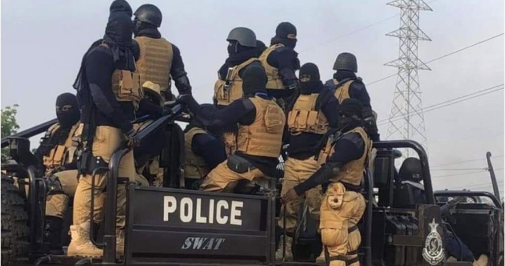 Newly formed SWAT storm Enugu town hall meeting, kill monarch
